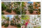 appartement a louer vide a proximité de casanearshore 119m 3ch